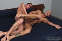 Skyler And Rod Fuck from Cocksure Men