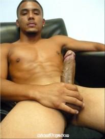 Antonios 8 Incher from Miami Boyz