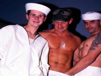 Bunk Inspection from Gay Military Xxx