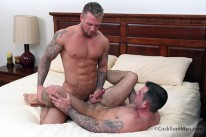 Bo Dean And Dak Ramsey from Cocksure Men