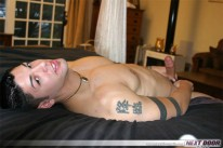 Muscle Hunk Anthony from Next Door Pass