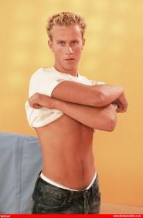 Grant Sheridon Strips from Bel Ami Online