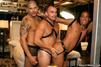 Bondage Boys from Papi.com