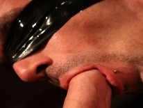 Blindfold Blowjob from Butch Dixon