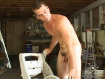 Coast Guard Trevor Strokes from Island Studs