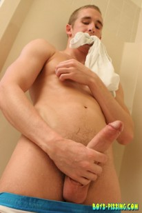 Filthy Pig Mason Wyler from Boys Pissing