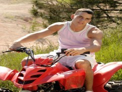 Jerry Streeton Posing from Bel Ami Online