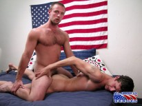 Mikey And Sam Fuck from All American Heroes