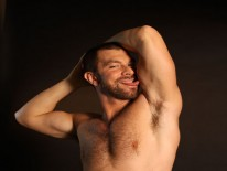 Hairy Hunk Dillon from Butch Dixon
