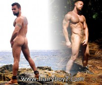 Steve And Jake Fuck from Hairy Boyz