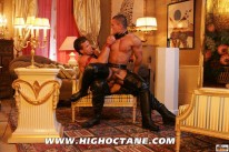 Hot Leather Sex from High Octane