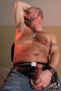 Beefy Daddy Bruno from Butch Dixon