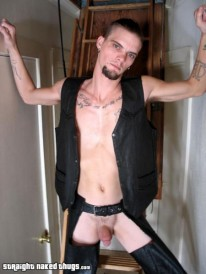 Bj Jerks Off from Straight Naked Thugs