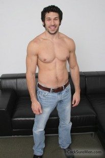 Leo Giamani Jerkoff from Cocksure Men