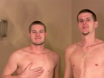 Frat Bros Jerk Off from Straight Fraternity