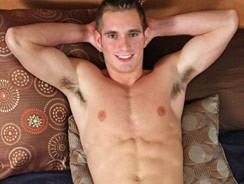 Straight Hunk Riley from Sean Cody