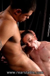 Extreme 3way Fucking from Raging Stallion