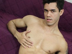 Leo Castro Jerks Off from Bad Puppy