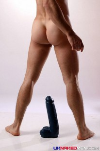 Raphaels Dildo Collection from Uk Naked Men