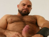 Hairy Hunk Axel from Butch Dixon