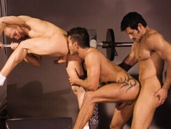 The Trainer from Falcon Studios