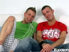 Jessy And Ryan Fuck from Video Boys