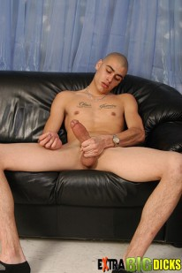 Hung Antonio from Extra Big Dicks