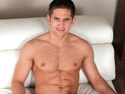 Straight Hunk Simon from Sean Cody