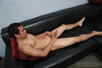 Charlie Cruz Jerks Off from Jake Cruise