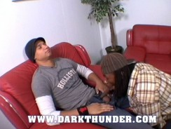 Egypt And Mr Darvin from Dark Thunder