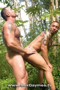 Blake Fucks Mario Cruz from Sex Gaymes