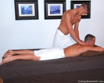 Carter Massages Caleb from College Dudes
