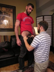 Ramseys Huge Cock from New York Straight Men
