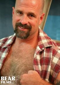 Husky Clint Taylor from Bear Films