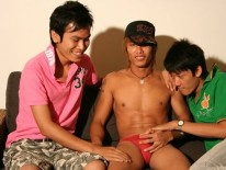 Gay Asian Orgy from Boykakke