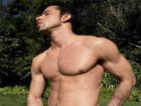 Muscle Hunk Ilias from Next Door Pass