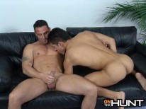 Alan And Xavier Fuck from On The Hunt