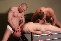 Borstal Initiation from Uk Naked Men