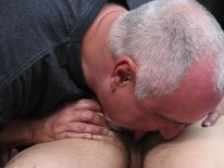 Jack Palace Massaged from Jake Cruise