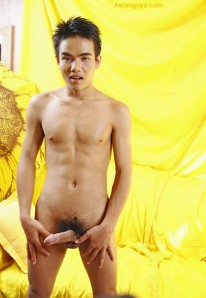 Sexy Asian Guy from Asian Guys