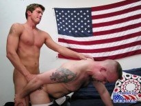 Ryan And Sam Fuck from All American Heroes