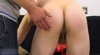 Spanking David from English Lads