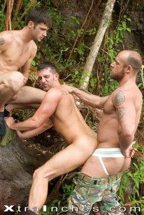 Hot Jungle Orgy from Xtra Inches