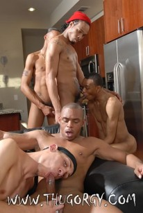 Hot Thug Orgy from Thug Orgy
