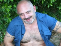 Mature Cameron Stuart from Bear Films