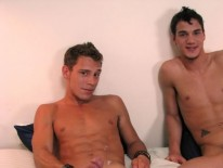 Kaydin And Tom Suck from Broke Straight Boys