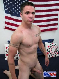 Navy Hunk Brad from All American Heroes