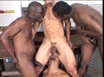 Big Dick Orgy from The Knob Squad