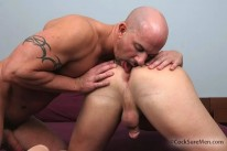Brenden And Brock Raw from Cocksure Men