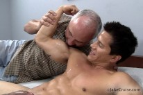Aj Irons Serviced from Jake Cruise